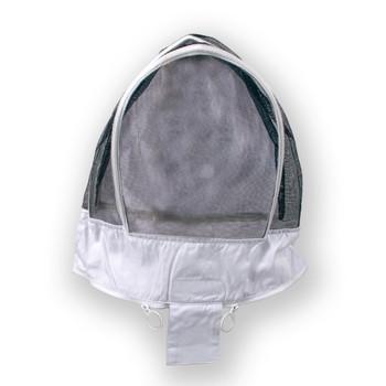 Domed Hood w/1/2 Zip (Durabee) [990-DZ]