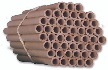"Mason Bee Brown Guard Tubes 6"" (50 count) [MBT]"