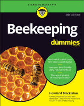 Beekeeping for Dummies (4th Edition) [BFD]