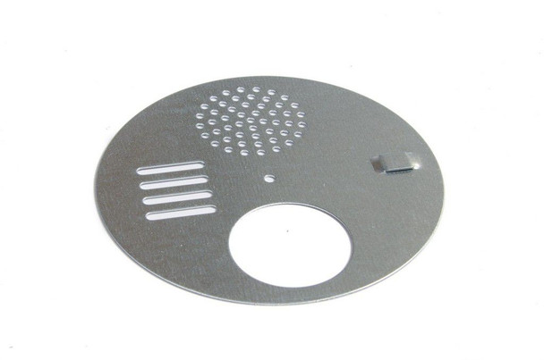 Large Metal Entrance Adapter Disc