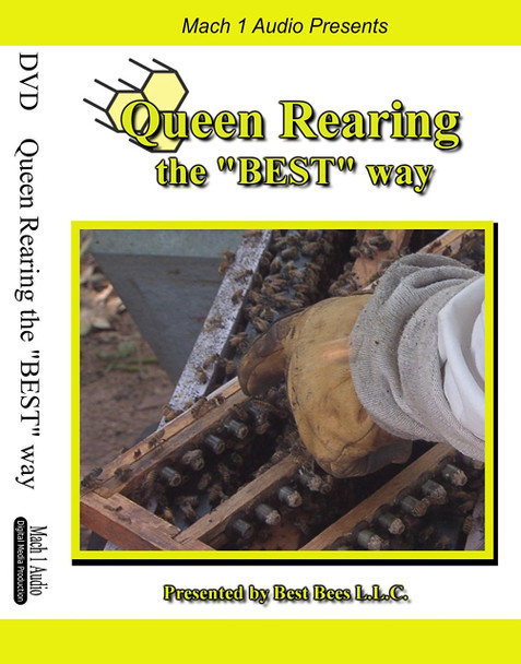 """Queen Rearing the """"BEST"""" Way DVD [QRDVD]"""