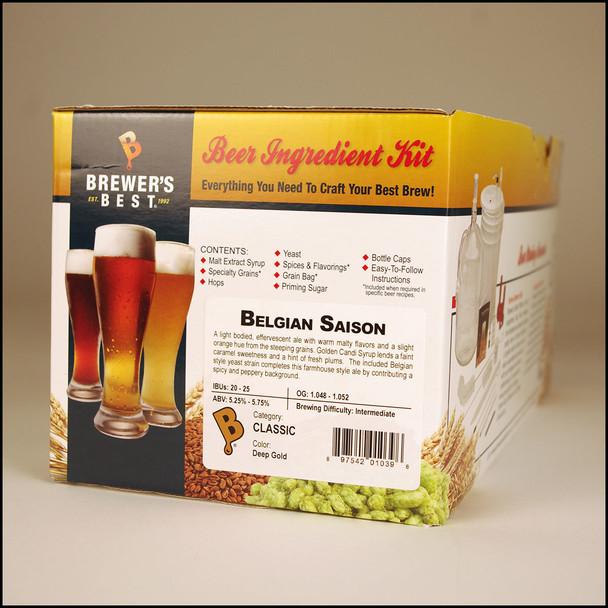 Belgian Saison 5 Gal Kit [1039-BB]