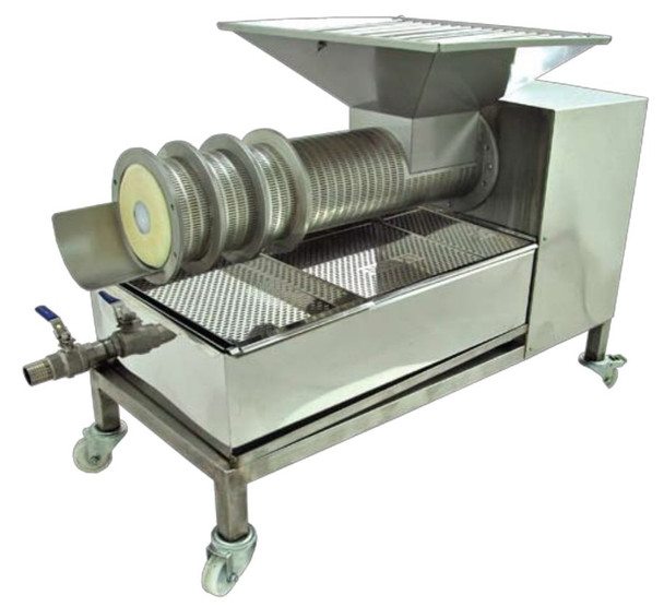 Lyson Capping Extruder (100 kg/hr)