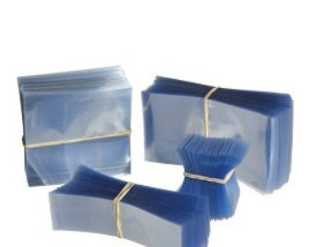 63mm Shrink Bands (clear) pack of 100 [A63M]