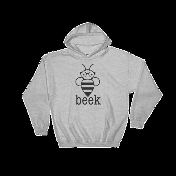 Hooded Sweatshirt- Beek BLK