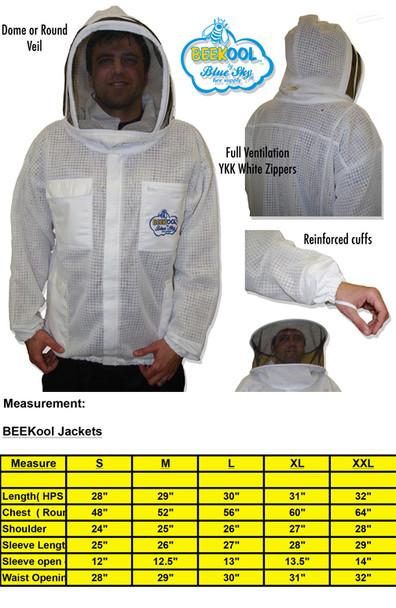 BEEKool Ventilated Jacket [BKFJ]