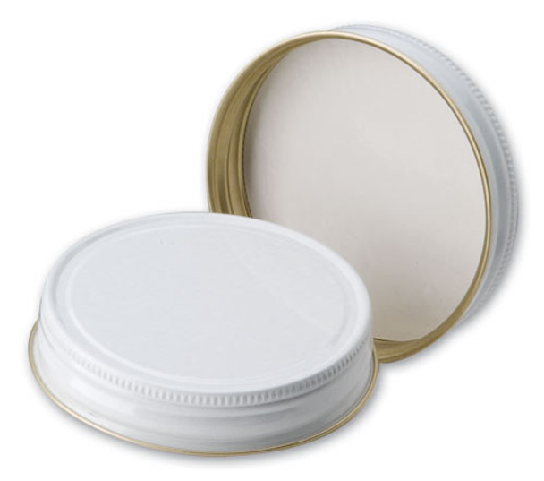 White No Button