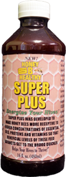 Super Plus (Honey-B-Healthy) 16 oz [SP-HBH]