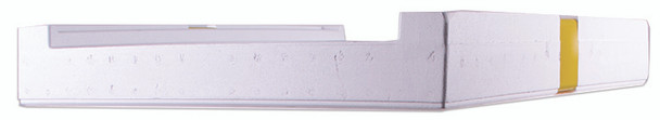 10 Frame Polystyrene Reversible Top Cover [10PT]