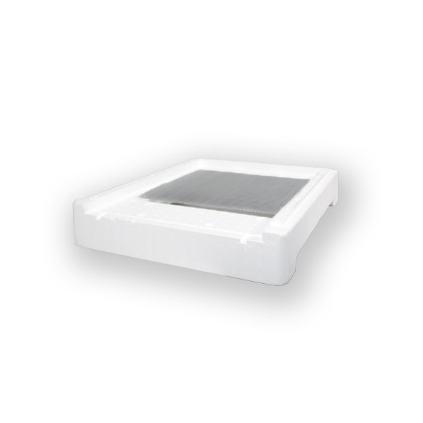 10 Frame Polystyrene Screened Bottom Board [10PB-VP]