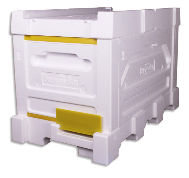 Polystyrene 6 Frame Nuc Kit (box is unassembled) [PNK-1NF]