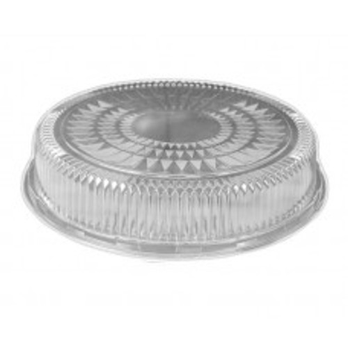 "Hfa - 2012DL - Dome Lid For 16"" Hfa Catering Tray, Round 25/Case"