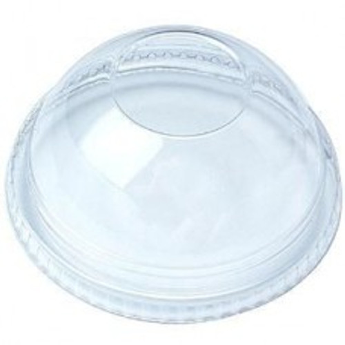 Fabri-Kal - DLKC16/24NH - Dome No  Hole For 12-24 Oz Clear Cups 1000/Case