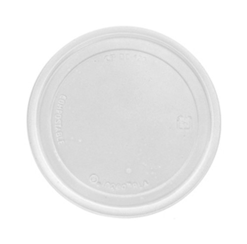 Prokal - FKPPLID - Clear Deli Lids, Microwavable