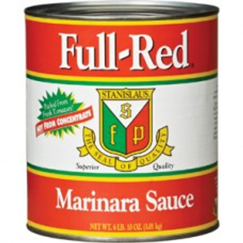 Stanislaus - Full Red Marinara Sauce 6x100oz