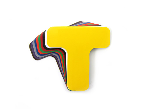 SafetyTac® T's (Rounded)