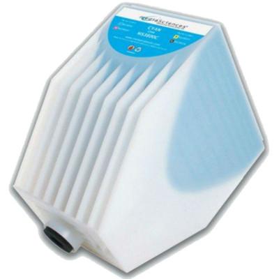 Cyan Toner for Ricoh Aficio 3800c, 3850c & CL7000 Laser Printer