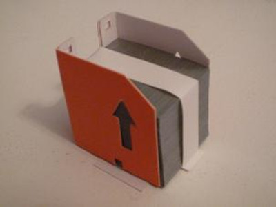 Toshiba Staple, Type E1 for Part Number: Staple 700 Size: 35x28x35 mm