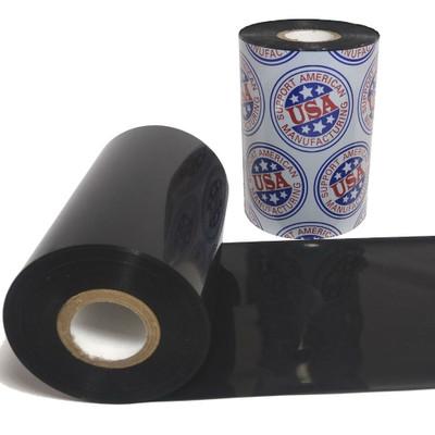 "Wax Ribbon: 2.00"" x 1,181' (50.8mm x 360m), Premium Enhanced"