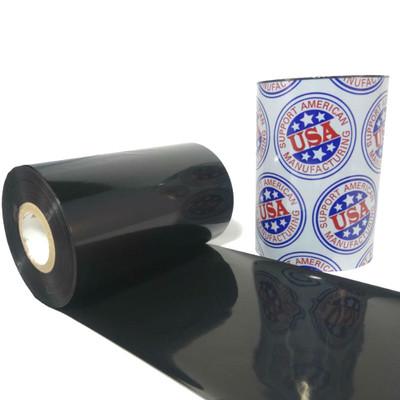 """Wax Ribbon: 2.36"""" x 1,181' (60.0mm x 360m), Ink on Inside, Premium"""