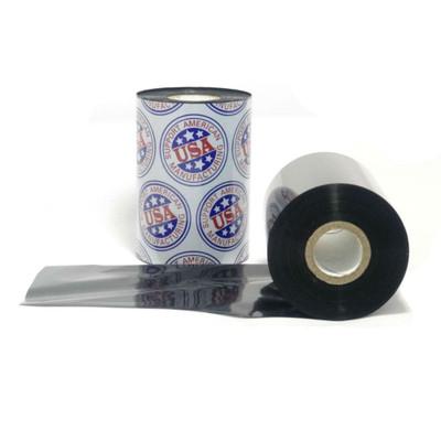 """Wax Ribbon: 1.00"""" x 1,181' (25.4mm x 360m), Ink on Inside, Premium, $1.84 a roll"""