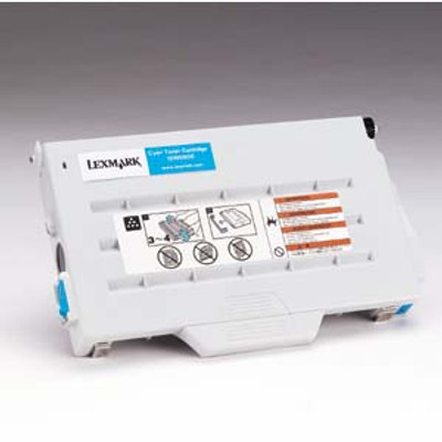 Cyan Toner Cartridge for Lexmark C720, C720dn, C720 & X720MFP Laser Printer