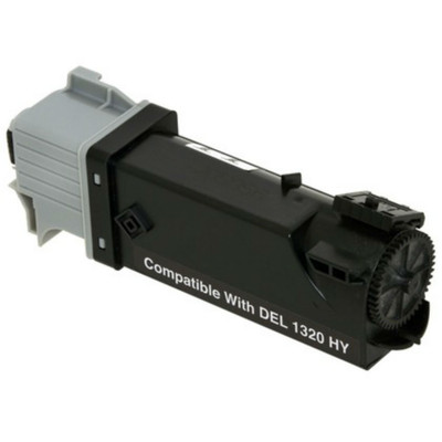 Black Toner for Dell 1320c Laser Printer