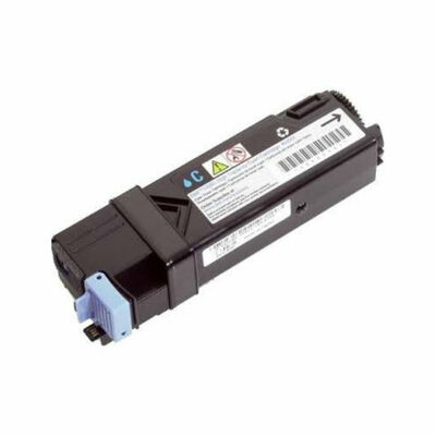 Cyan Toner for Dell 2130 CN & 2135 CN Laser Printer