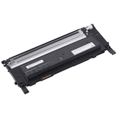 Black Toner for Dell 1230 CN & 1235 CN Laser Printer