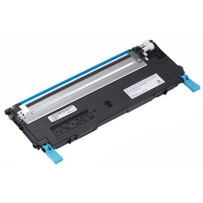 Cyan Toner for Dell 1230 CN & 1235 CN Laser Printer