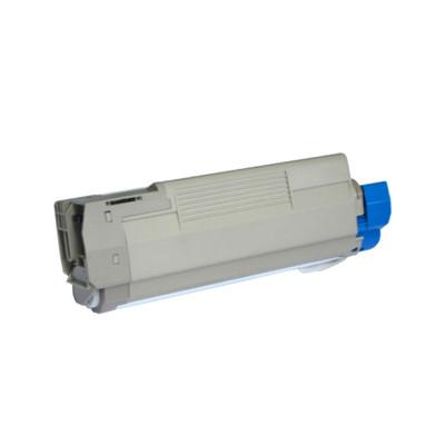 Cyan Toner for Okidata C8800 Laser Printer