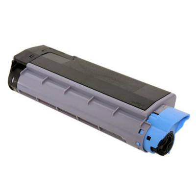 Black Toner for Okidata C6150 & MP560 MFP Laser Printer