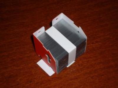 Minolta Copier Staple for Part Number: 4599-141 Size: 35x40x35 mm
