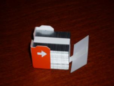 Canon Staple Type J1 for Part Number: 6707A001AA Size: 35X28X33 mm