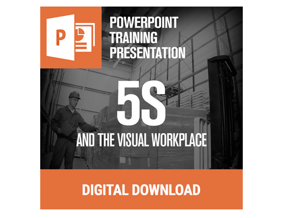 Free 5S Powerpoint
