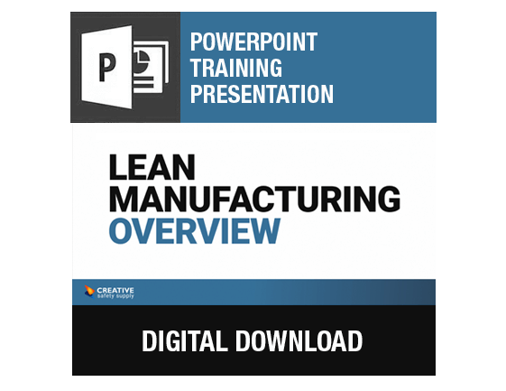 Free Lean Manufacturing Powerpoint