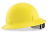 Full Brim Hard Hats Yellow