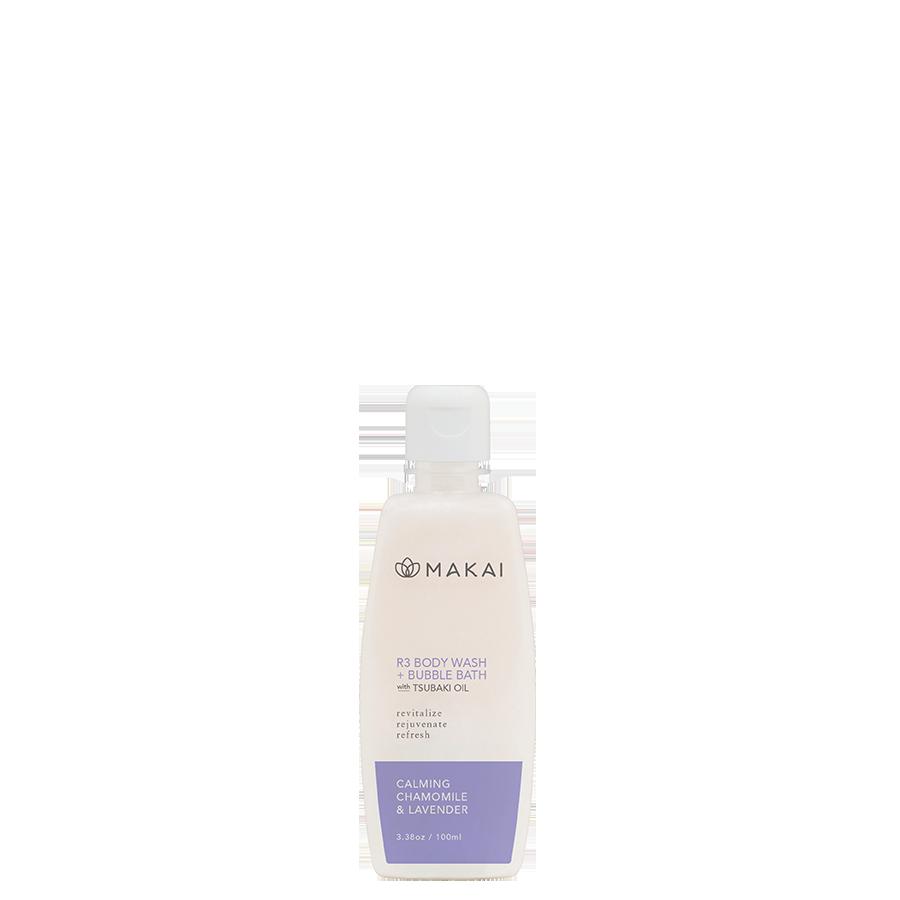 R2 BODY WASH (Travel Size) - Calming Chamomile Lavender  3.38 oz