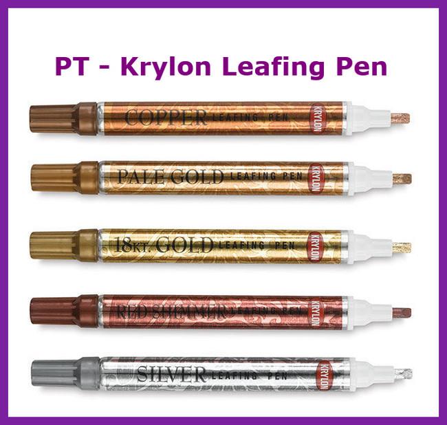 PT - Krylon Leafing Pen (161609900G, 161609900S , 161609900C, 24504-09904,  24504-09905 )