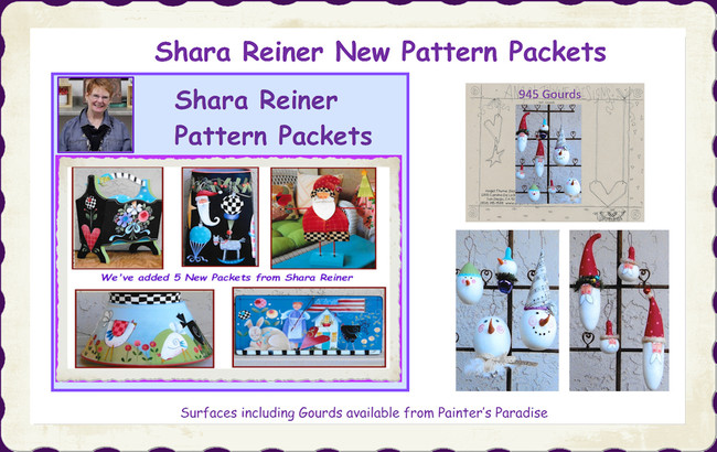 Pattern Packets - Shara Reiner (19180XXX)