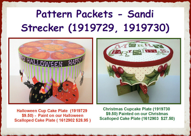 Pattern Packets - Sandi Strecker (1919729, 1919730)
