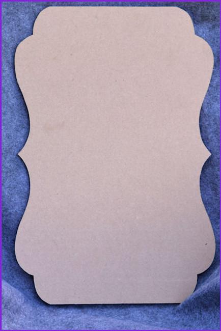 Wood - MDF Flat Surface (19237006)