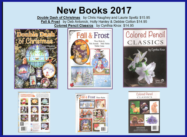 Books - New Books in 2017 (28022320088, 2802320087, 280232007)