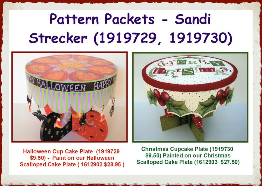 Pattern Packets - Sandi Strecker (1919729, 1919730)
