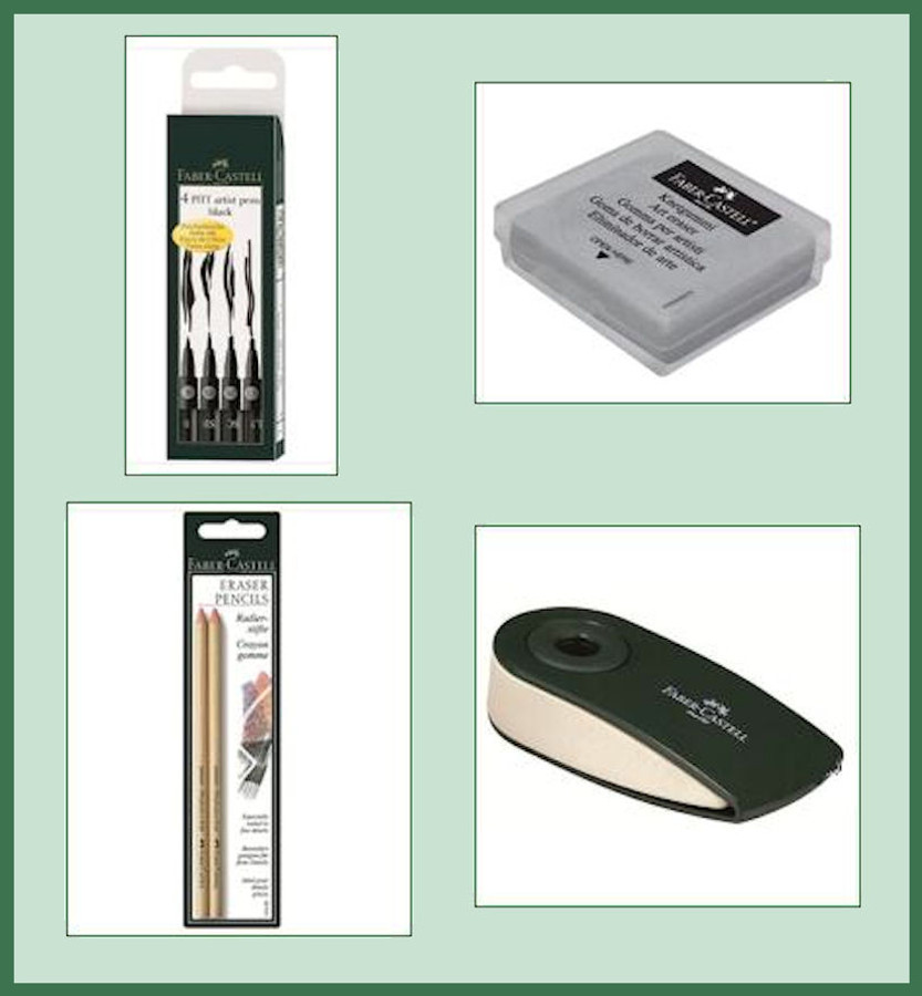 PT - New Faber Castell Products (185698, 167139, 182402, 127220