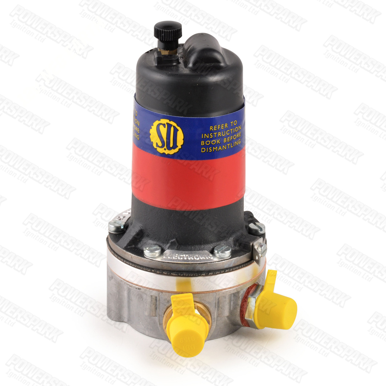 Genuine SU AUA25 Electronic Fuel Pump Positive Earth 12 volt 1.5 psi