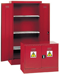 Pesticide and Agrochemical cupboard