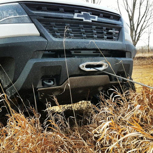 Canyon Winch Bumper