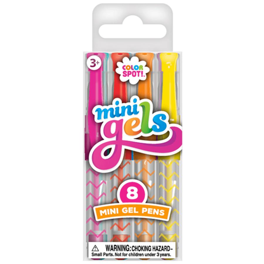 Color Spot Gel Pens