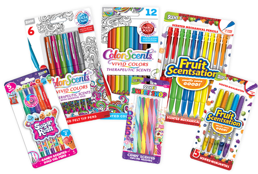 The Color Therapy Gift Kit - 6 Count